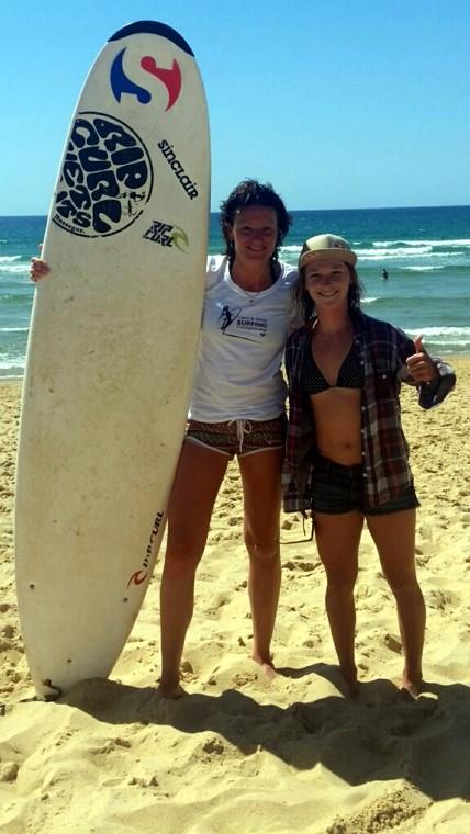 SURFING CHAMPIONSHIPS