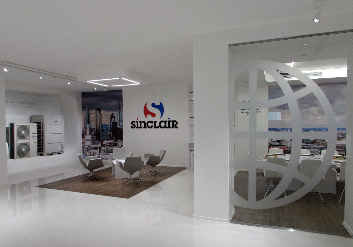 SINCLAIR New Showroom Opening Ceremony