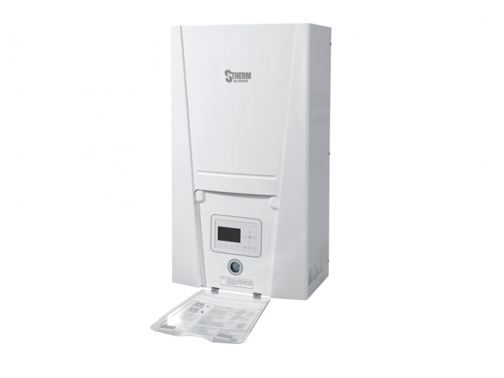 DC Inverter air-to-water heat pumps S-THERM